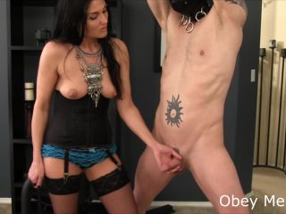 Obey Melanie – Destroyed Sperm!!!