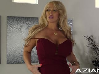Alura Jenson - Busty Alura Shows off her Curves!!!
