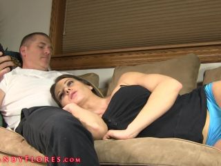 Porn online Mandy Flores: StepBrother Sleepjob