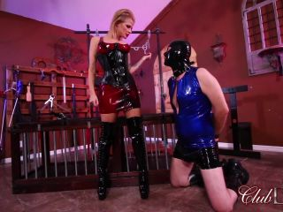 Pussy Tease – ClubDom – Dildo Gagged To Please