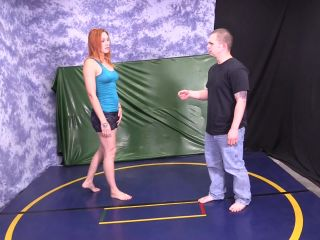 Beaten By Girls – Jolene Hexx – Wrestling Instructor
