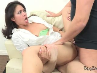 Dana Vespoli Double Penetrated By Detectives in Descent Part 1