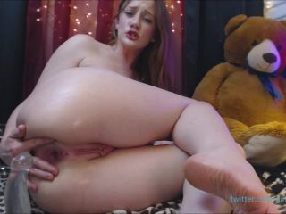 Gingerspyce – Anal Domination Hour Live pt 2
