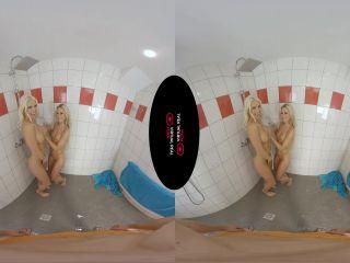 Public Shower – Blanche Bradburry, Lola Myluv 4K