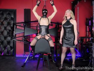 The English Mansion – Mistress Sidonia – Riding The Mule – Part 1