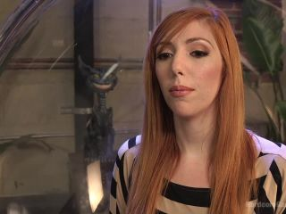 All Natural Redhead Lauren Phillips Dominated: Double Anal Gang Bang! - Kink  September 6, 2017
