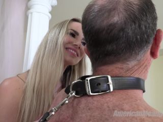 The Mean Girls – Goddess Platinum, Princess Mia – There Goes Your Stupid Balls (4K) – Ballbusting