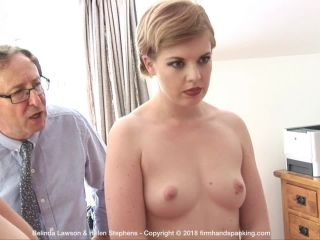 FirmHandSpanking – Marks Out of Ten – N – Belinda Lawson