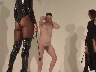 cruella  double domme domination  spanking men