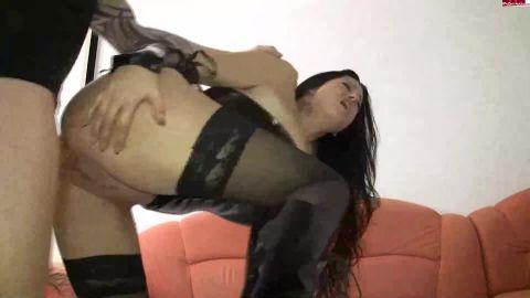 Sweet-Kiss24 - NS Schlampe wird gefickt [FullHD 1080P]