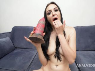 Russian Pee, Kiara Gold 2on1 Balls Deep Anal, DP, DAP, Almost Buttrose, Pee Drink and Cum in Mouth GL520