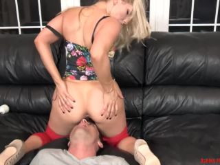 Online porn - Ashley Fires Fetish Clips presents Ashley Fires in Lick and Love it femdom