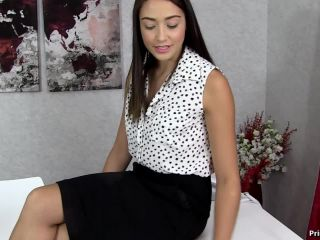 Avi Love — Office Domination Footjob — Primal's FOOTJOBS