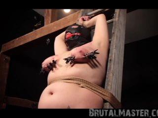 skyrim bdsm porn bdsm porn | Brutal Master Udders – Ladder Tit Torture (200116) | nipple torture