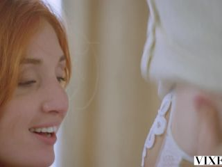 Jia Lissa Red Fox - Threesome Sex Vacation On Paris