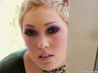 Lily LaBeau - Lily Labeau DPed Until She Gets A Massive Facial