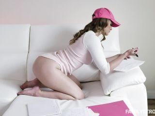 Kenzie Madison - Gobbling Gamer Cock