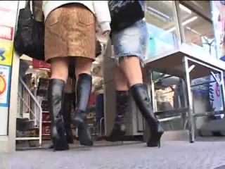 BYD-33 Blame Smelly Feet Pattering Feet And Boots