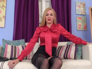 The English Mansion – Owned By Miss Suzanna – Part 1 –  Miss Suzanna Maxwell – Heel, Trample | edging | anal porn yapoo market femdom