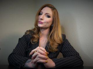 Olivia Rose - Coworker Crossdresser Blackmailed
