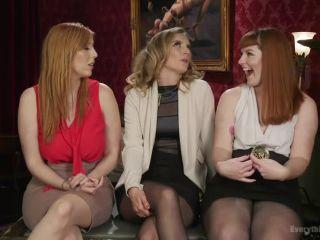 Everything Butt - Mona Wales, Barbary Rose, Lauren Phillips - Step-Sisters Gape for Inheritance, hardcore fetish on bdsm porn
