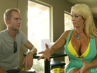 Alura Jenson Has Big Boobs And An Even Bigger Sexual Appetite