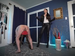 Leather Caning
