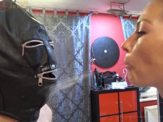 Boot Worship – CBT Sadistic Femdom – Snot and dirty boots – Lady Chantal