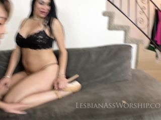 Sheila Marie and Kim Chi 2