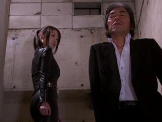 JAV BDSM - Secret Female Investigator - Big Tits spy in a deep swallow ...