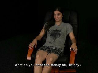 Spanking Tiffany