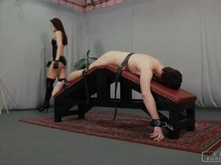 porno bdsm simone sonay CRUEL PUNISHMENTS – SEVERE FEMDOM – Anette is a hard punisher. Starring Mistress Anette, femdom on fetish porn