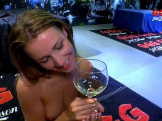 Alexis Crystal In Der Sperma Arena