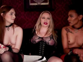 The Upper Floor – Jan 12, 2018 – Aiden Starr, Owen Gray, Maya Kendrick, Nikki Darling!!!