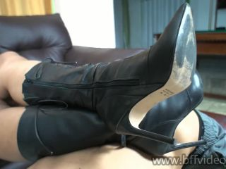 BffVideos - Mistress - Giant Mel Costa Ass Domination Pt.1