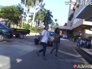 Thai teen picked from street