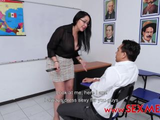 Pamela Rios - Perv Teachers Part 3 - SexMex - FullHD