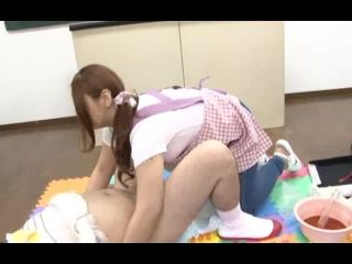 QRDA-016 Force Dressing Age Play Erika Queen