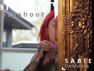 SabienDeMonia - 2020 SABIEN DEMONIA CALENDAR SHOOT - FullHD