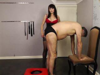 Miss Jessica's Punishments UK - Bad seat punishment!!!