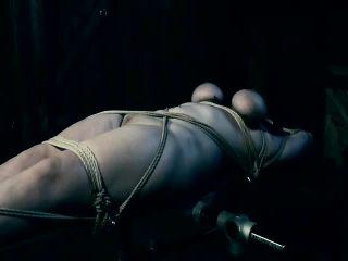 Brutal BDSM Wench – Worked Over