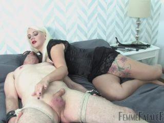 Femmefatalefilms - Mistress Heather - Suffering For Rewards Part 1-4!!!