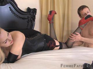 Femdom 2020 Femme Fatale Films Face Fuck Super Hd Complete Film Starring Mistress Eleise De Lacy Shoe Worship Shoes Stockings Strap On Worship Suspenders