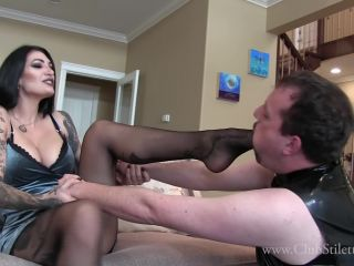 ClubStiletto - Mistress Damazonia - You Ruined Everything (1080 HD)!!!
