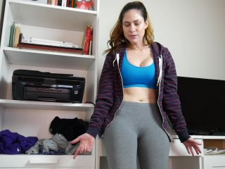 Quickie Leggings JOI – Yoga Pants, Cum Countdown on fetish porn gay medical fetish