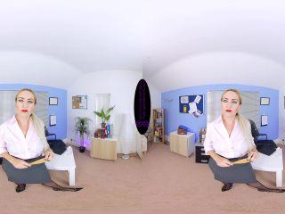 Title Bitchy Boss - VR 4K