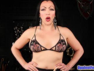 Goddess Cheyenne - Pump You Up!!!