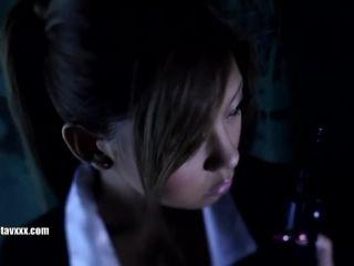 Zentai japanese girl