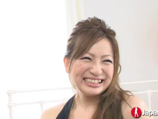 Japanese mom getting sy cum filled*