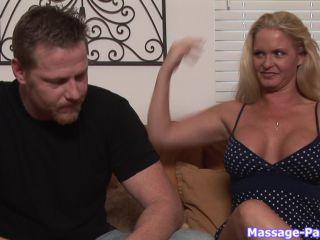 Angelina Valentine - Massage